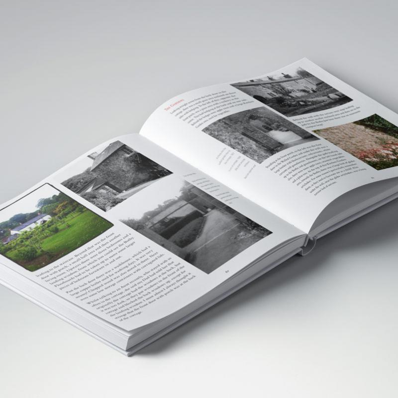 Home of Springs, Trengwainton Book